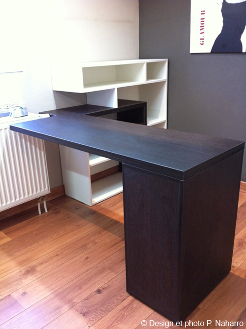 mobilier de bureau pour particulier. Black Bedroom Furniture Sets. Home Design Ideas