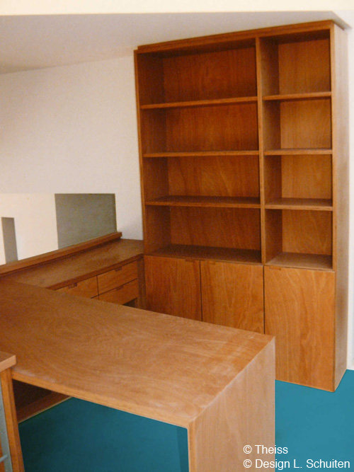 Manufacture Of Wooden Furnishings